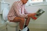 Если вам не нужен запор – ходите в туалет вовремя