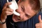Промывая нос, вы уберегаете себя от инфекций