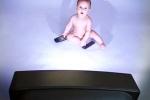 Телевизор у малышей до двух лет способен вызвать задержку в развитии