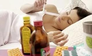 Как вылечить грипп в домашних условиях