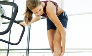 Боли в мышцах - последствия неправильной тренировки