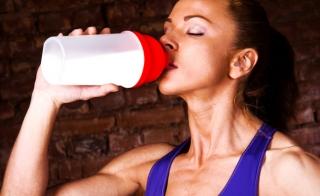 Протеин - полезная для организма спортивная добавка